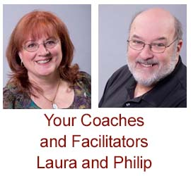 Laura Hess and Philip Cohen | Your Coaches and Mastermind Facilitators