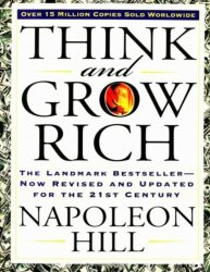 Think and Grow Rich by Napoleon Hill - Buy on Amazon.