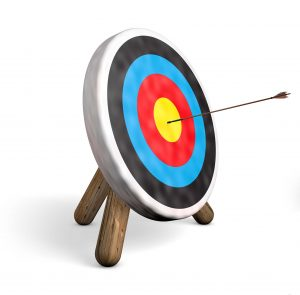 Sin Boldly and Hit the Target | PUSH the Envelope™ | Laura Hess
